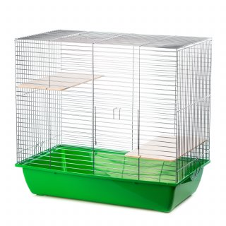 Клетка Chinchilla 70 Zinc Inter-Zoo цинк для шиншилл